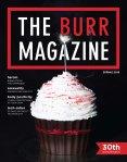 Burr Spring 2016 cover