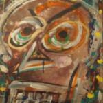 Angry Skull by Wm. AndrewTurman